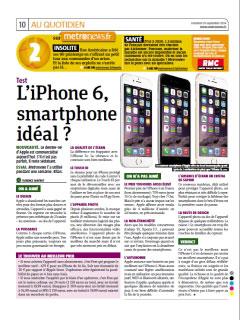 iPhone 6 発売