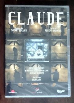 「クロード」~DVD