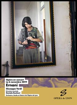 「エルナーニ」〜ポスター