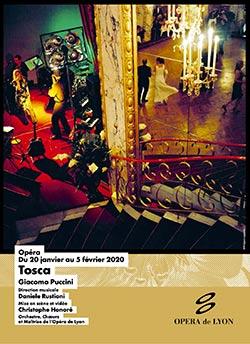 「トスカ」〜ポスター