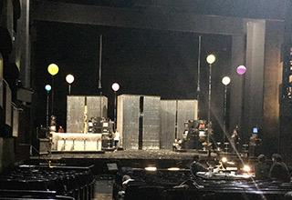 「リゴレット」 〜 舞台稽古