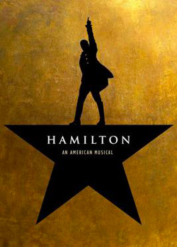 『ハミルトン』〜ポスター
