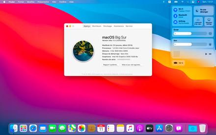 macOS Big Sur Beta 2
